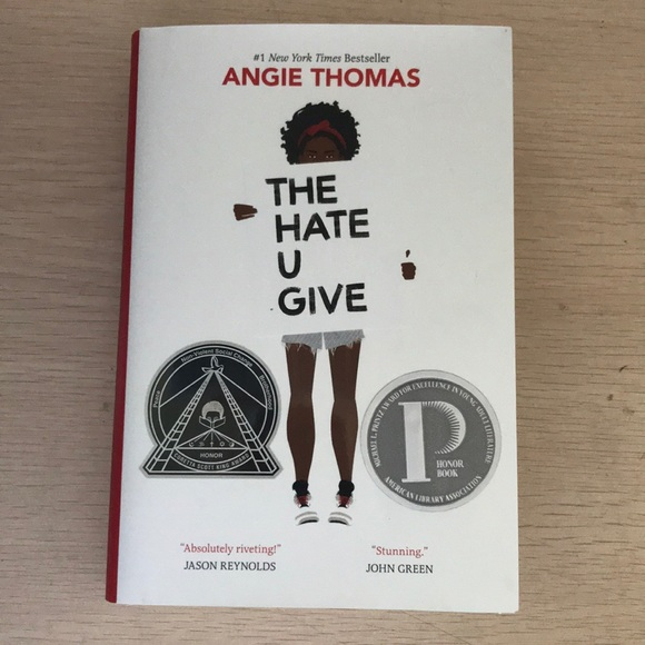 Other - The Hate U Give By Angie Thomas